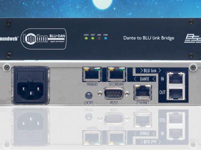 BSS Audio Introduces BLU-DAN Dante to BLU link Bridge