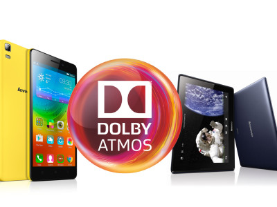 Dolby Laboratories and Lenovo Announce the Launch of Three Dolby Atmos Enabled Mobile Devices at Mobile World Congress 2015