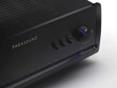 Parasound New Halo Integrated Amplifier and DAC Now Shipping!