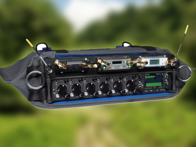 New Sound Devices 688 Field Recorder and Mixer with SuperSlot Open Wireless Control and Interfacing Technology