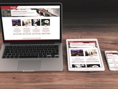 Jensen Transformers Launches New Website