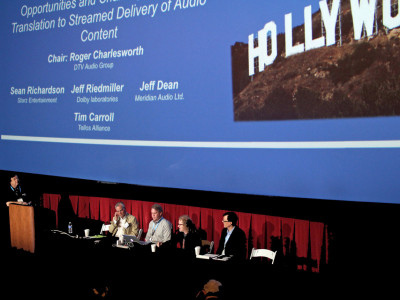 Audio Engineering Society Hosts Successful 57th International Conference on The Future of Audio Entertainment Technology