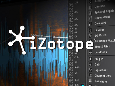 New Automatic RX Loudness Control Plug-in from iZotope