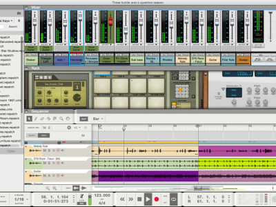Propellerhead Reason 8.2 Update Introduces Auto-Updates and Remote Collaboration