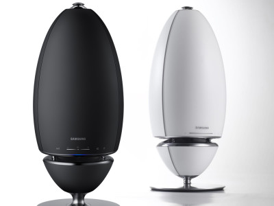 Samsung New Wireless Speaker Emits Sound In All Directions