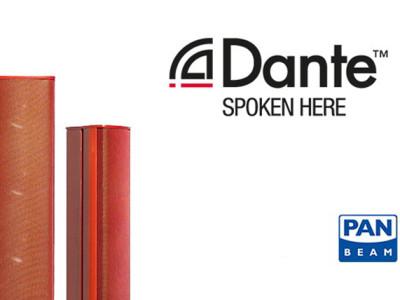 Pan Acoustics Announces Pan Beam Dante Option at Proligh+Sound 2015