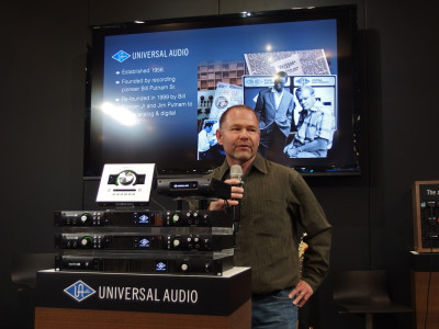 Next-Generation Universal Audio Apollo Thunderbolt 2 Audio Interfaces
