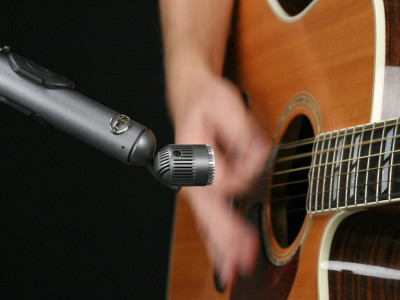 Blue Hummingbird Small-Diaphragm Condenser Microphone with Rotating Head Now Shipping
