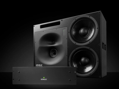 Genelec Introduces 1234 Smart Active Monitoring (SAM) System at 138th AES
