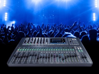 Soundcraft Si Impact Digital Console Redefines Affordable Mixing