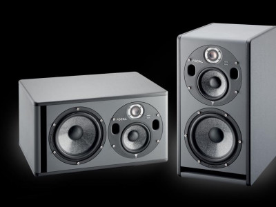 New Focal Trio6 Be Switchable Monitoring Speakers