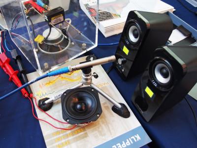 Measurement and Perception of Regular Loudspeaker Distortion