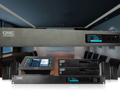 QSC Introduces New Conferencing Solutions at InfoComm 2015