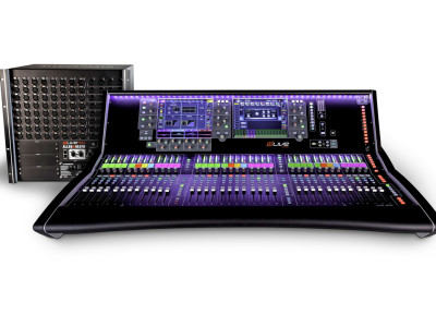 Allen & Heath Next Generation Digital Mixing Series Starts with dLive