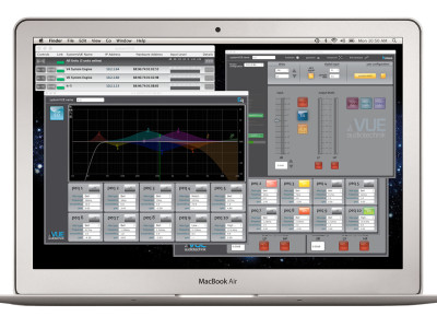VUE Audiotechnik Announces Powerful New Updates To SystemVUE Software
