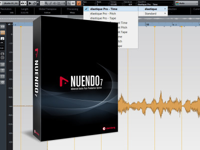 Steinberg Nuendo 7 Is Ready and Now Shipping