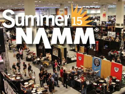 Music Industry Meets in Nashville for Summer NAMM 2015