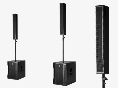 RCF Expands Satellite-Subwoofer Range With Evox 12