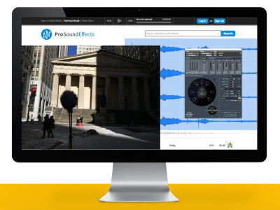 NYC Ambisonics Library Now Available from Pro Sound Effects