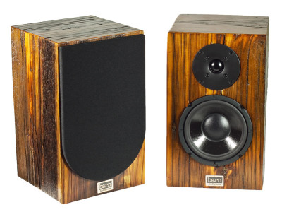 Barn Audio Labs Reclaimed Wood Speakers