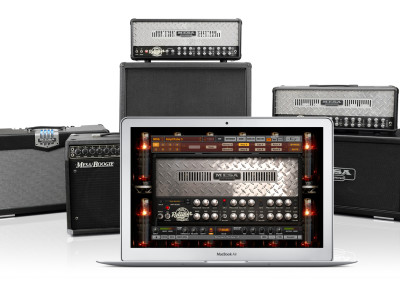 IK Multimedia AmpliTube MESA/Boogie brings the legacy of Mesa Engineering to Mac & PC