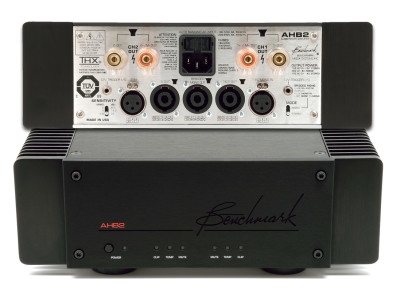 Fresh from the Bench: Benchmark AHB2 Stereo Power Amplifier