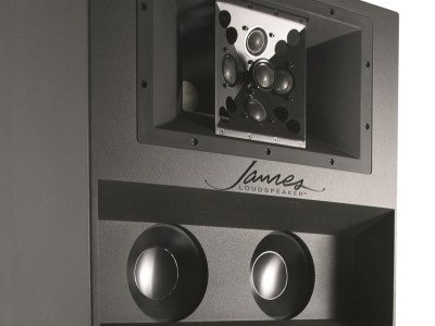 James Loudspeaker Expands Mavericks Home Theater Lineup with MQ84/MQ84A