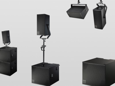 d&b audiotechnik Refines Point Source Loudspeaker Design For High Quality Sound Reinforcement