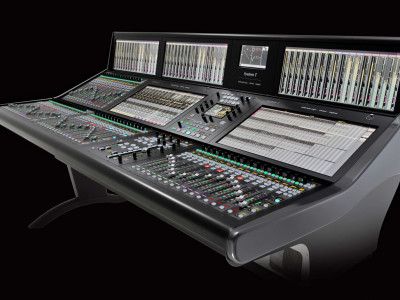 Solid State Logic Introduces System T Networked Broadcast Audio Production System