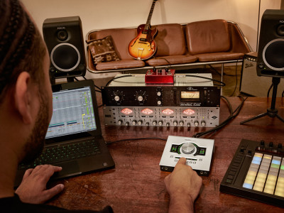 Universal Audio Introduces New Apollo Twin USB for Windows Systems