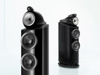 Bowers & Wilkins Unveils New 800 Diamond Series Loudspeakers