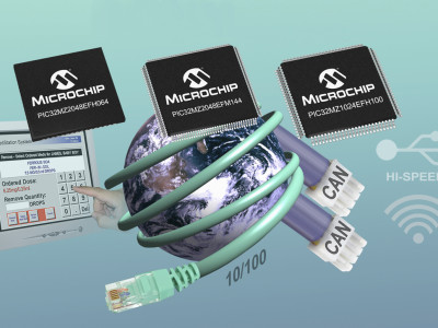 Microchip Expands High-Performance 32-bit MCU Family With Integrated Floating Point Unit Series