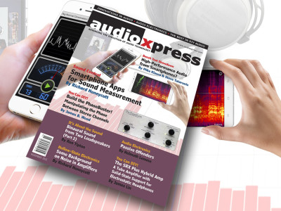 Get audioXpress November 2015 While It's Hot!