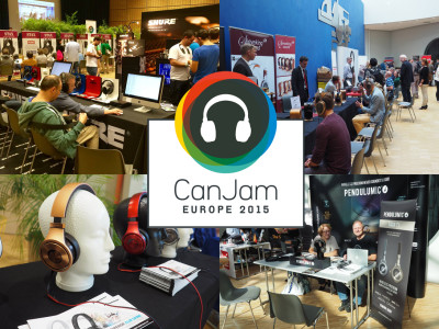 CanJam Europe 2015 Visitors Vote for Best of Show
