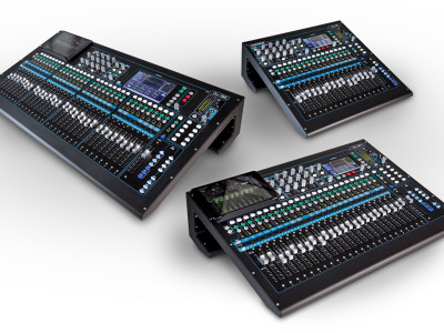 Allen & Heath Launches Qu Chrome Compact Digital Mixers