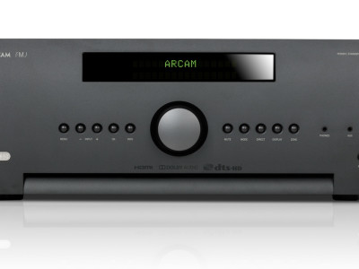 Arcam Introduces new AVR's with Dolby Atmos and DIRAC Live
