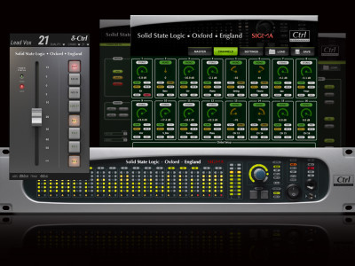 Solid State Logic Announces 'Sigma δelta' at 139th AES Convention