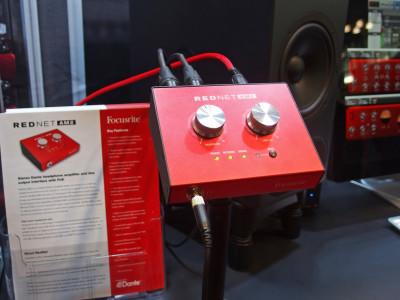Focusrite Launches RedNet AM2 Stereo Audio Monitoring Unit