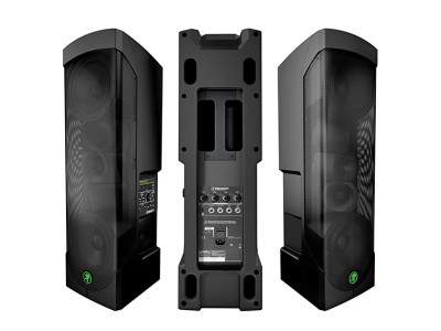 Mackie Introduces Reach All-in-One Professional PA System With ARC Array Technology
