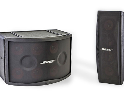 Bose Professional Updates Legendary Panaray 802 and 402 Loudspeakers as Series IV