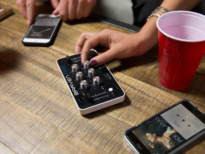 Braven Fuse, Wireless Bluetooth Audio Mixer Now Available