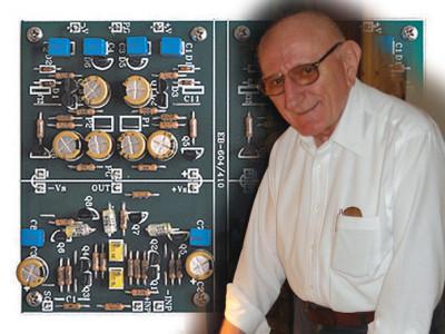 EB-604/410 All-JFET Line Amp Starter Kit