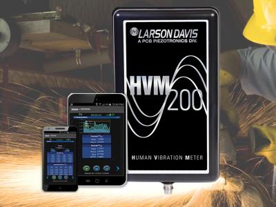 Larson Davis Announces Next Generation Human Vibration Meter