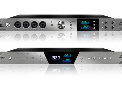 Antelope Audio Now Shipping Orion32+ and Orion Studio Thunderbolt Interfaces