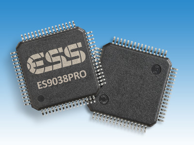 ESS Technology Introduces the SABRE PRO Series of DACs with Unprecedented 140 dB Dynamic Range