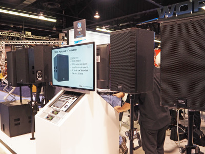 QSC Introduces the E Series Range of Passive Loudspeakers