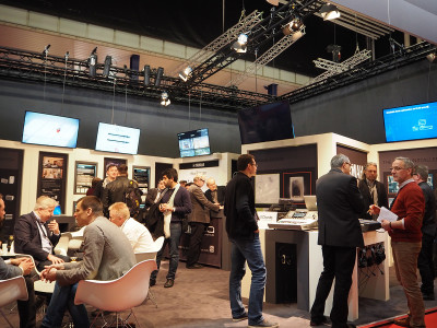Yamaha Is Switched On and Serious About Commercial Installation at ISE 2016
