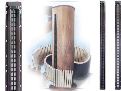 On Angel's Wings, Part 2 - A Speaker Design for the Bohlender Graebener RD-75 Planar Magnetic Driver