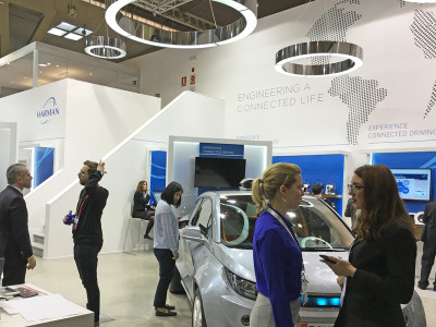 Harman Connected Car Ecosystem Expands with New Service Delivery Platform
