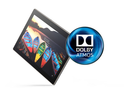 Dolby and Lenovo Release Three New Tablets with Dolby Atmos